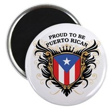 Proud to be Puerto Rican Magnet