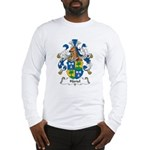 Hartel Family Crest Long Sleeve T-Shirt