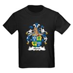 Hartel Family Crest Kids Dark T-Shirt