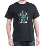 Hartel Family Crest Dark T-Shirt