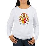 Harsch Family Crest Women's Long Sleeve T-Shirt