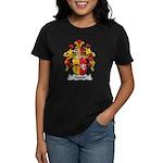 Harsch Family Crest Women's Dark T-Shirt