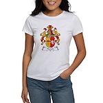 Harsch Family Crest Women's T-Shirt