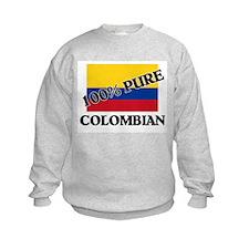 100 Percent COLOMBIAN Sweatshirt