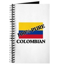 100 Percent COLOMBIAN Journal