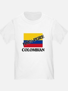 100 Percent COLOMBIAN T