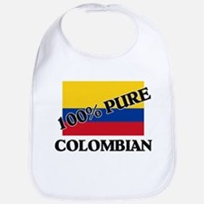 100 Percent COLOMBIAN Bib