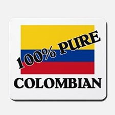 100 Percent COLOMBIAN Mousepad