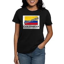 100 Percent COLOMBIAN Tee