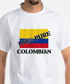 100 Percent COLOMBIAN Shirt