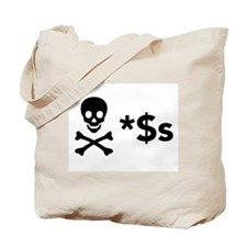 Skullbuck Tote Bag