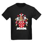 Harold Family Crest Kids Dark T-Shirt