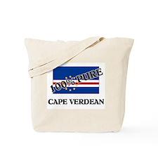 100 Percent CAPE VERDEAN Tote Bag