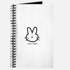 Bunny Wabbit Journal