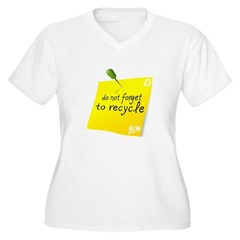 Do not Forget to Recycle T-Shirt