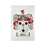 Morse Family Crest Rectangle Magnet (10 pack)