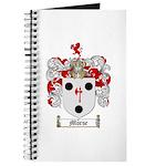 Morse Family Crest Journal