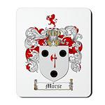Morse Family Crest Mousepad