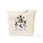 Harling Family Crest Tote Bag