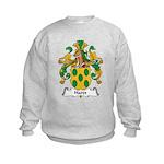 Hardt Family Crest Kids Sweatshirt
