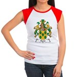 Hardt Family Crest Women's Cap Sleeve T-Shirt