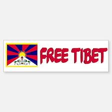 Tibet Bumper Bumper Bumper Sticker