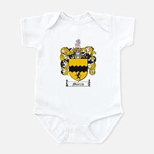 Morris Family Crest Infant Bodysuit