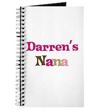 Darren's Nana Journal
