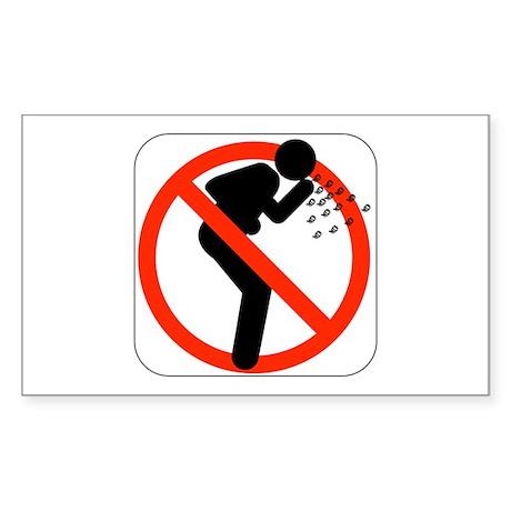 IMBJR's Cough-No-Dobbs Sticker