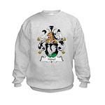 Hanel Family Crest Kids Sweatshirt