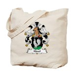 Hanel Family Crest Tote Bag