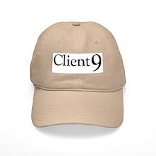 Client 9 Elliot Spitzer Baseball Cap
