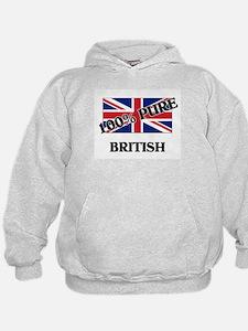 Cute British girl Hoodie