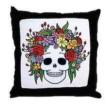 Livehead Throw Pillow