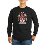 Hammerstein Family Crest Long Sleeve Dark T-Shirt