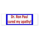 Ron Paul cure-4 Bumper Sticker (10 pk)