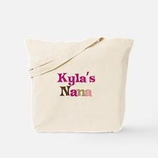 Kyla's Nana Tote Bag