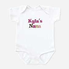 Kyla's Nana Infant Bodysuit