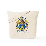 Hammerer Family Crest Tote Bag