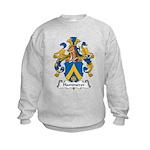 Hammerer Family Crest Kids Sweatshirt