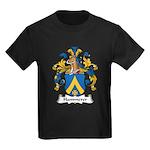 Hammerer Family Crest Kids Dark T-Shirt