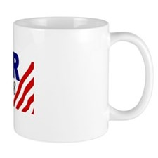 Spitzer for President Mug