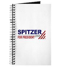 Spitzer for President Journal