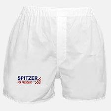 Spitzer for President Boxer Shorts
