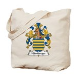 Hamberger Family Crest Tote Bag