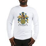 Hamberger Family Crest Long Sleeve T-Shirt