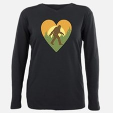Bigfoot Love T-Shirt