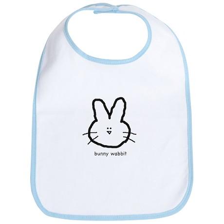 Bunny Wabbit Bib