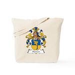 Haman Family Crest Tote Bag