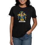 Haman Family Crest Women's Dark T-Shirt